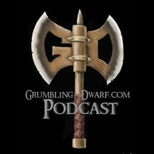 grumbling dwarf album art